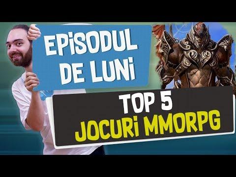 TOP 5 jocuri MMORPG gratuite (free-to-play)