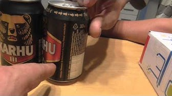 #Karhu #olut #tölkki on muuttunut