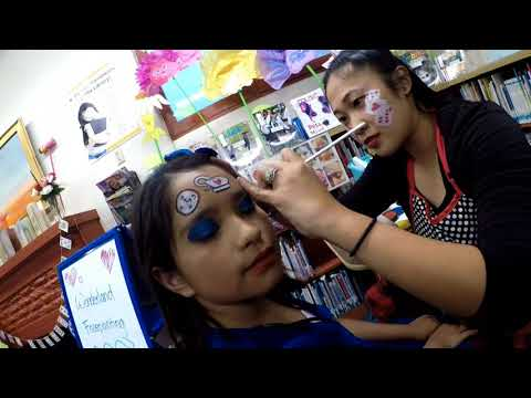 Alice in Wonderland Party - San Ysidro Library