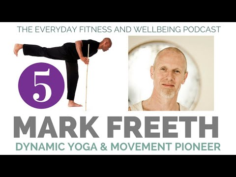 Mark Freeth | Everyday Fitness & Wellbeing Podcast | Sean Newton
