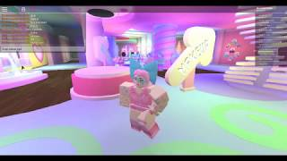 A day in Salon & Spa Game I Part 3 I Roblox I