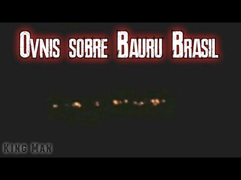 Ovnis captados en Bauru Brasil