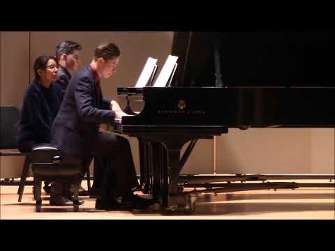 Michael Nyman: The Piano Concerto for 2 Pianos