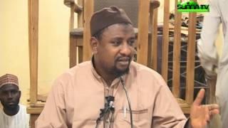 Dr Abdallah Umar Usman Gadon Kaya (Ahkamul Jana'iz 05 02 1435)