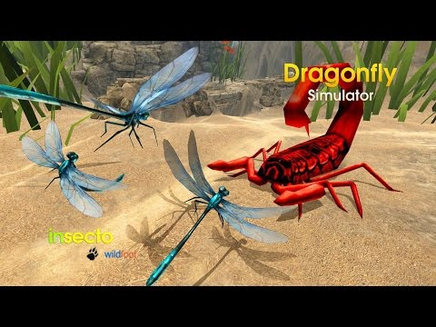 #Dragonfly #Simulator by Wild Foot Games Simulation - iTunes/Android