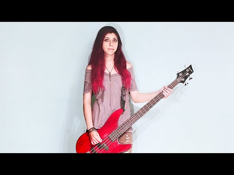 Breed - Nirvana Bass Cover with Tabs / Tab ♫