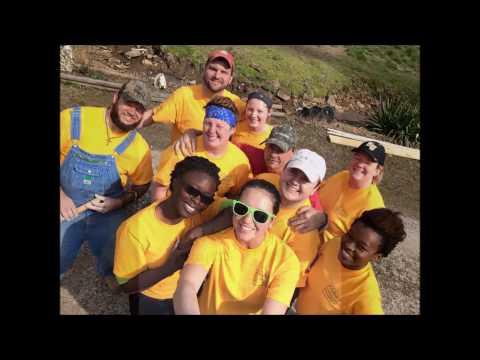 Methodist University Religious Life Spring Break Work Team 2016