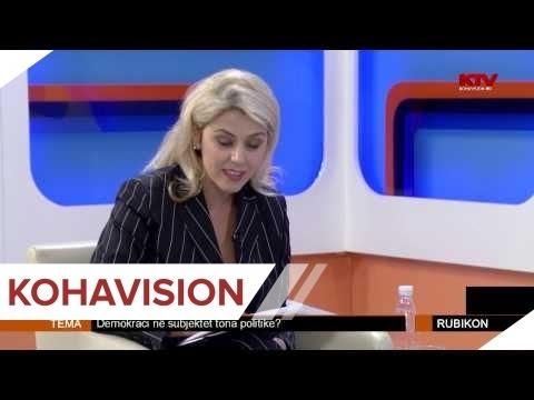 Rubikon Demokracia në subjektet tona politike 09 06 2015
