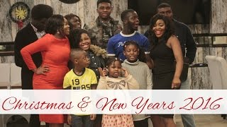 #VLOGMAS, NEW YEARS, NIGERIAN MANNEQUIN CHALLENGE | BeingMoChunks