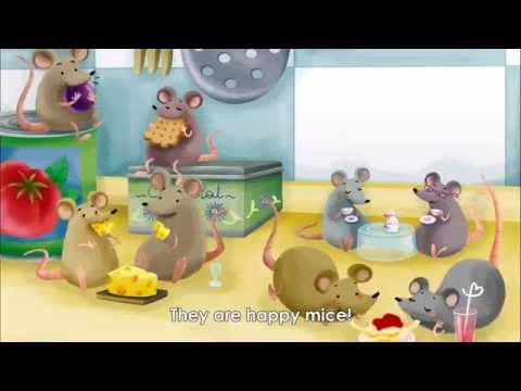 Level 1-5 The Mice and the Cat | e-future Classic Readers