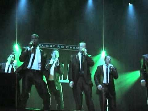 "Straight No Chaser -- ""You're A Mean One Mr. Grinch"" -- Hershey"
