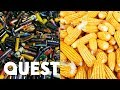 Recycled Batteries Are Used To Grow Delicious Corn | Made By Destruction