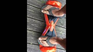 Riding the Future Foot - Self Balancing Personal Transporter