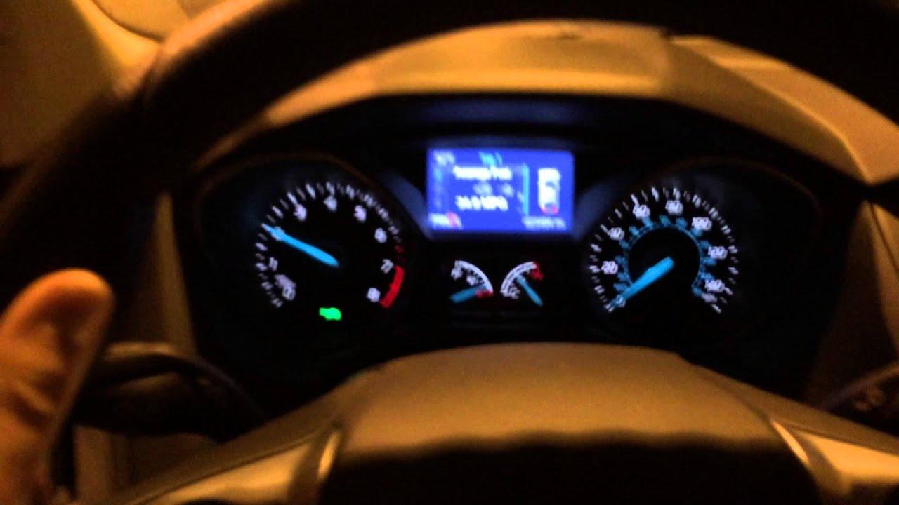 2014 Ford Focus SE 0 60