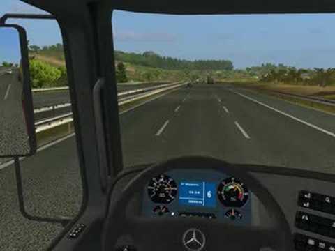 Euro truck simulator 2008 скачать игру