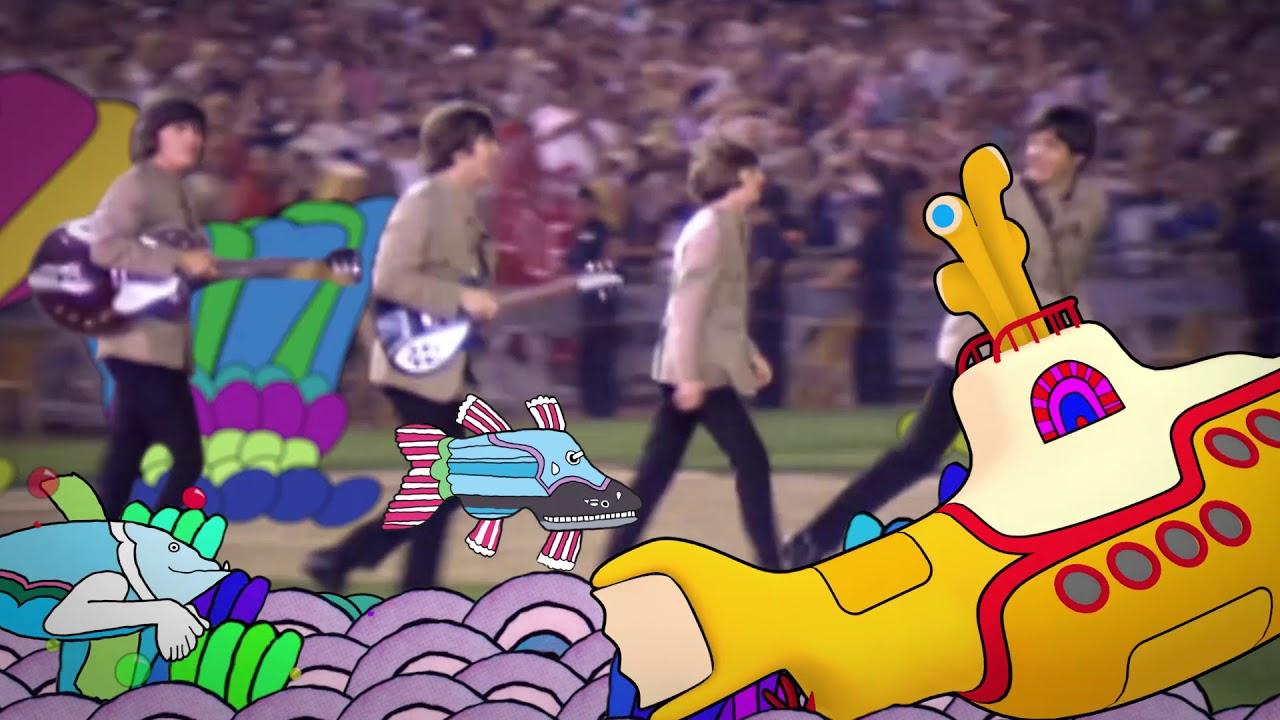 Tidal x The Beatles
