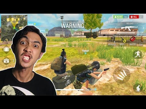 PUBG Android - Duet Maut Free Fire ! - 동영상