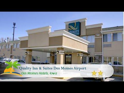 Quality Inn & Suites Des Moines Airport - Des Moines Hotels, Iowa