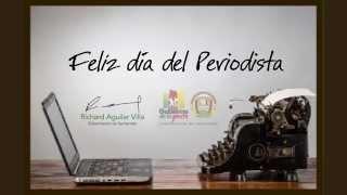 Homenaje día del Periodista Santandereano.