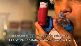 How to use a Aerochamber (Nederlands)