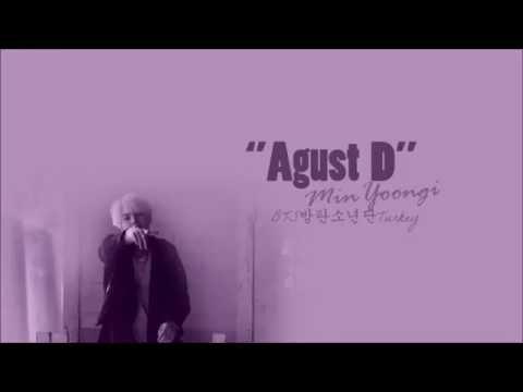[Türkçe Altyazılı] Agust D 'Agust D'
