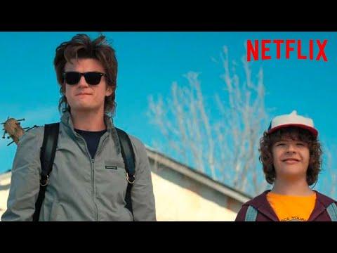 A Steve & Dustin Friendship Appreciation Video | Stranger Things