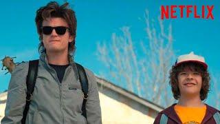 Download A Steve & Dustin Friendship Appreciation Video   Stranger Things