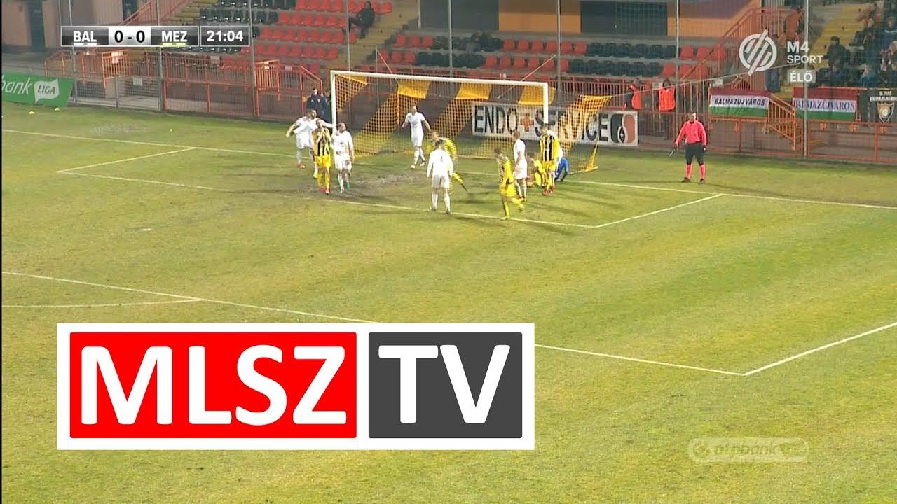 Balmaz Kamilla Gyógyfürdő - Mezőkövesd Zsóry FC | 0-0 | OTP Bank Liga | 19. forduló | 2017/2018
