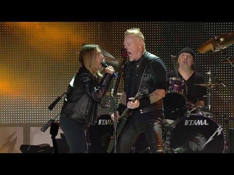 Metallica & Iggy Pop: T.V. Eye (Mexico City, Mexico - March 5, 2017)