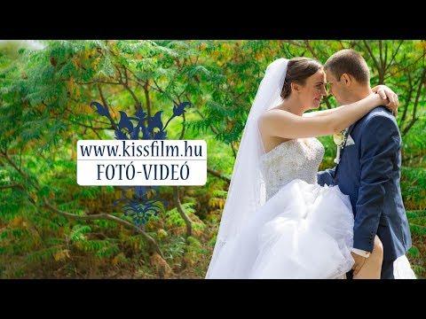 Gabriella és Zoltán esküvője Nyíregyházán a Verba Tanya Panzióban