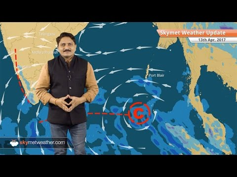 Weather Forecast for April 13: Rain in Jammu and Kashmir, Himachal; hot weather in Delhi