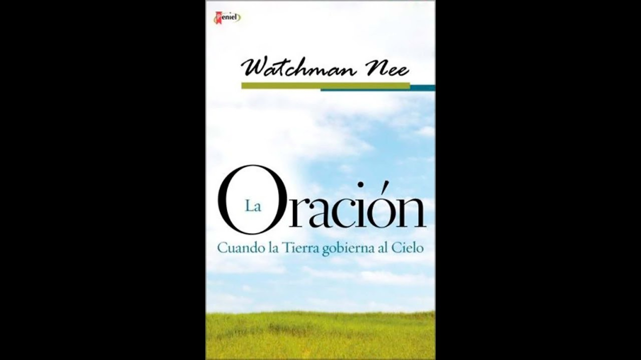 Resultado de imagen para libro la oracion de watchman nee