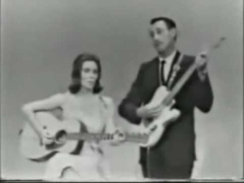 June Carter & Luther Perkins  Ill Be All Smiles Tonightwmv