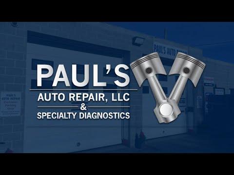 Paul's Auto Repair Shop & Power Equipment In East Hartford, CT