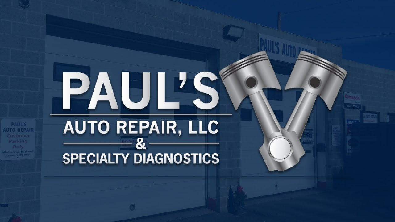 paul 39 s auto repair shop power equipment in east hartford ct youtube. Black Bedroom Furniture Sets. Home Design Ideas