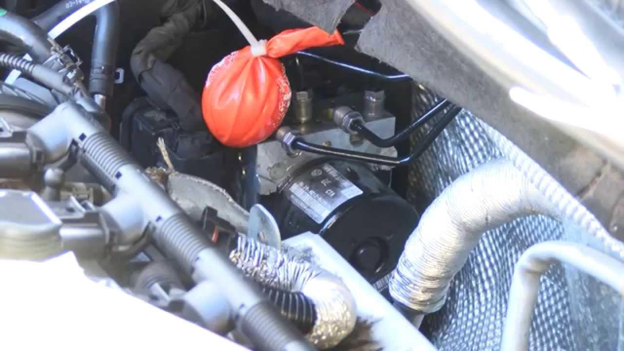 2009 Volkswagen Gti Abs Module Repair Part 1 Youtube 2010 Routan Fuse Box