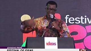 Break out of confines and conquer the world - Otabil to Africa