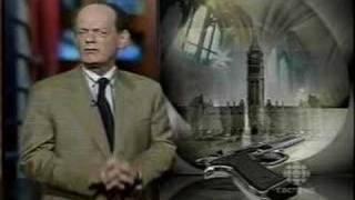 """Rex Murphy """"The Useless Canadian Gun Registry"""""""
