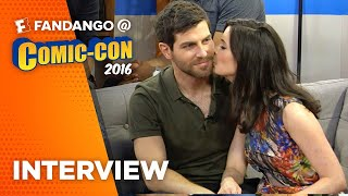 'Grimm' Cast Interview - COMIC CON 2016