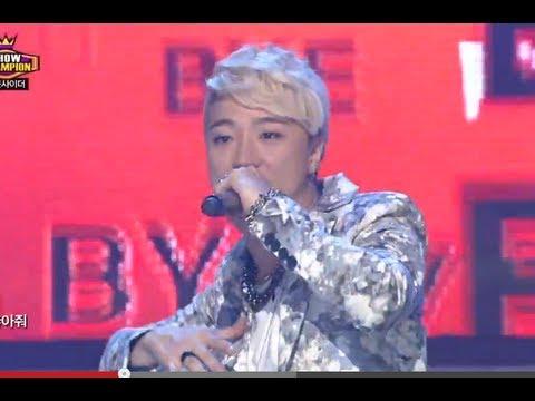 Outsider - BYE U, 아웃사이더 - 바이 유, Show Champion 20130821