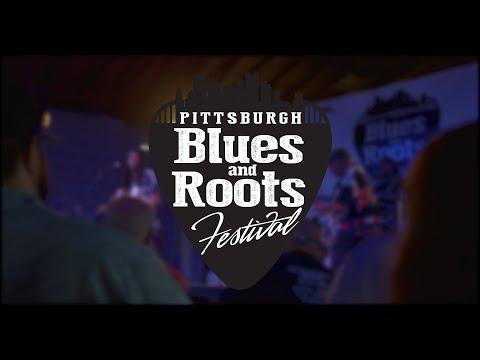 Randy Baumann & the DVE Morning Show - 2019 Pittsburgh Blues & Roots Festival