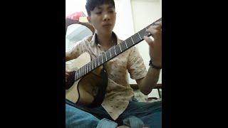 Chỉ Là Giấc Mơ (Uyên Linh) guitar solo HL