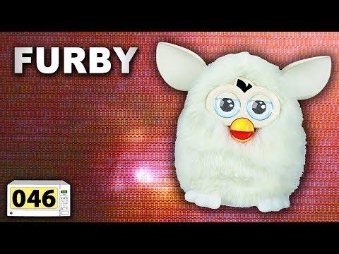 Microwave A Furby #046