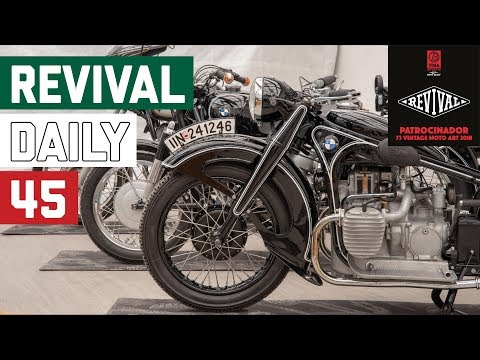 73 Vintage Moto Art Show in Mexico City // Revival Daily 45