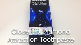 Close Up Diamond Attraction Toothpaste