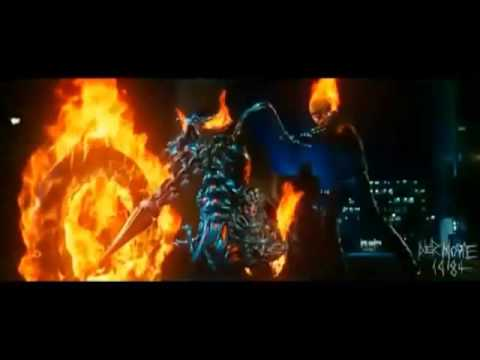 Ghost Rider y horse ghost - YouTube