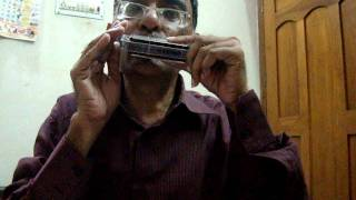 harmonica tutorials for old bollywood song