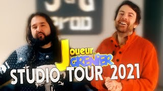 JDG STUDIO TOUR 2021