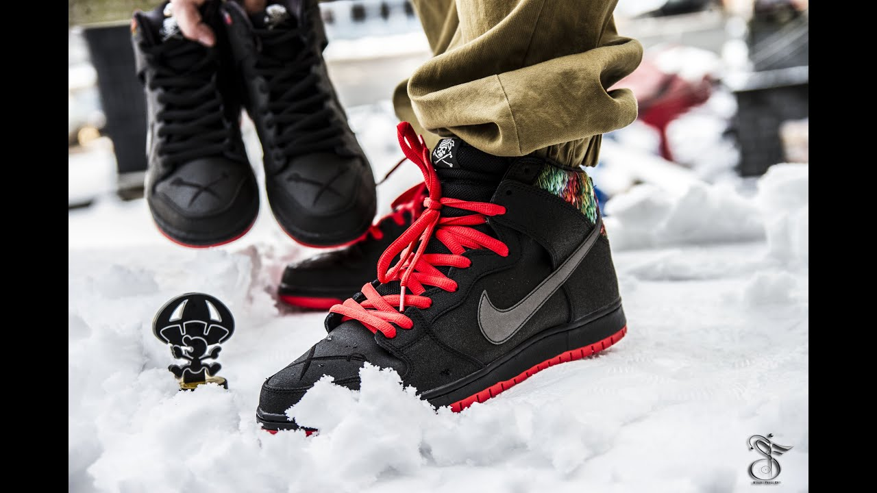 Nike Sb Dunk High Gasparilla