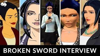 BROKEN SWORD 6? - Charles Cecil Interview (Nintendo Switch | In Cold Blood & More)
